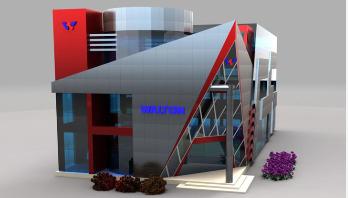 Walton erects 3-storey pavilion at DITF-19