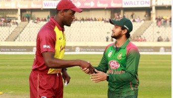 Tigers need 191 to clinch series T20 against Windies