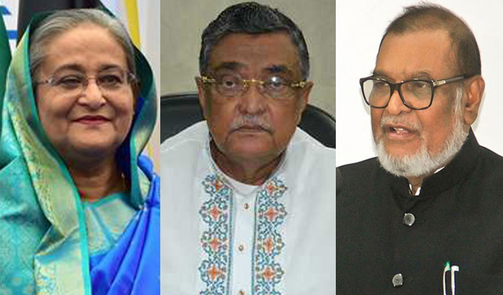 Charges of four ministries allotted