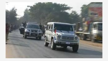 PM on way to Dhaka
