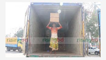 Election materials sent to Satkhira centres