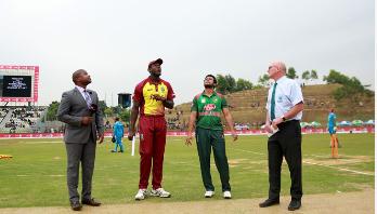 Tigers set 130 –run target against West Indies