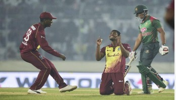 West Indies clinch T20I series
