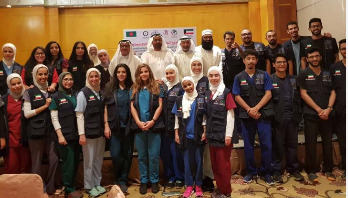 Kuwait students conduct medical camp in Bangladesh