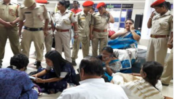 Mamata Banerjee's lawmakers detained overnight at Assam Airport