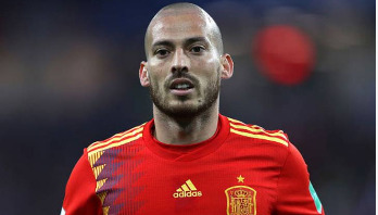 Silva retires from international football with Spain