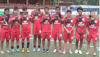 Bangladesh girls reach SAFF final beating Bhutan 5-0