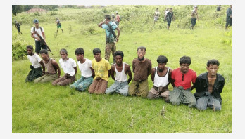 US imposes sanctions on Myanmar military