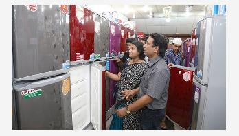 Record fridge sales of Walton following Qurbani Eid