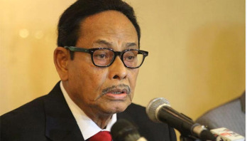 A smile makes entire country unstable: Ershad