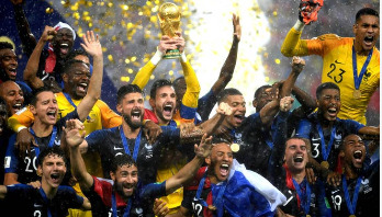 France top new-style FIFA rankings, Croatia 4th