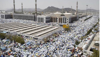 All eyes on Mina as Hajj begins today