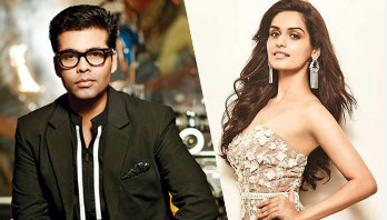 Karan Johar to Launch Miss World Manushi Chhillar