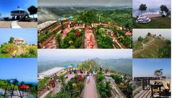 বান্দরবানে যত দর্শনীয় স্থান
