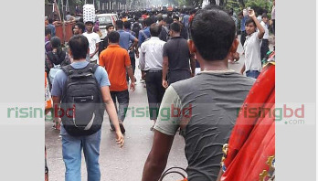 Protesters allegedly attacked at Jigatala