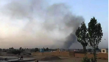 Taliban launches attack on strategic Afghan city of Ghazni