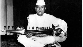 স্মরণ : ওস্তাদ আলাউদ্দিন খাঁ