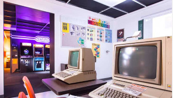 The place where 1980s computers still rule