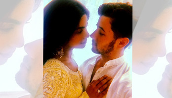 Priyanka-Nick announce engagement