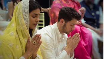Priyanka's wedding bells were predicted 13 years ago?