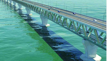 Tk 1,400cr additional fund approved for Padma Bridge