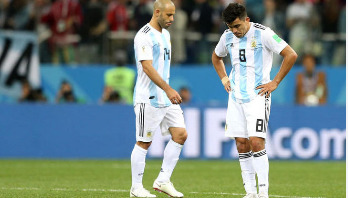 'Argentina must 'pray' results go their way'