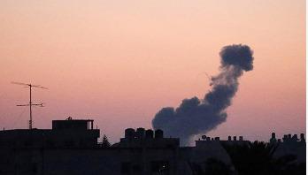 45 IS jihadists killed in Syria strike