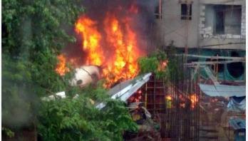 5 dead in Mumbai plane crash
