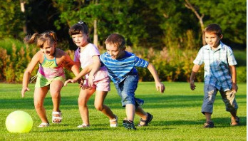 Is your child fully experiencing the best childhood?