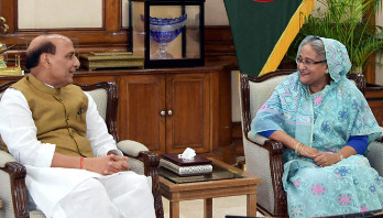 Bangladesh wants to resolve all problems through dialogue
