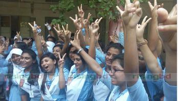 66.64 pc pass HSC, equivalent exams