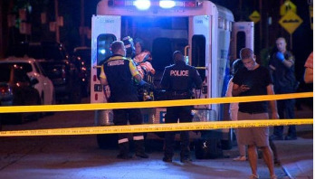 2 dead as 15 people shot in Toronto