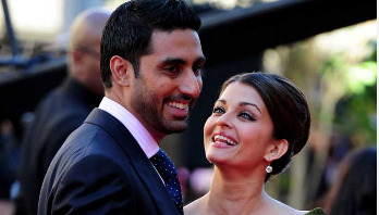 Finally! Abhishek-Aishwarya return after 8 years