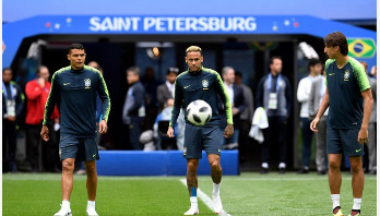 Brazil face another defensive wall against Costa Rica