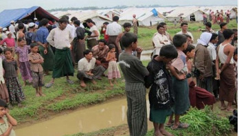 Myanmar rejects citizenship reform at private Rohingya talks