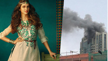 Fire breaks out at Deepika's building