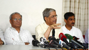 BNP always ready for dialogue, says Fakhrul