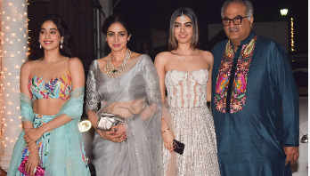 Sridevi's younger daughter Khushi also eager to enter Bollywood