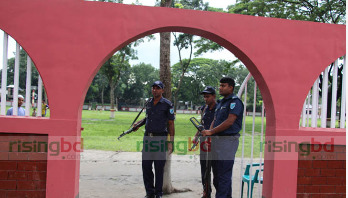 Eid security: Drone cameras at Sholakia