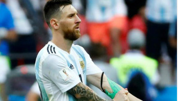 'Argentina need Messi'