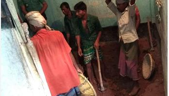 মিরপুরে 'গুপ্তধনের' সন্ধানে চলছে অভিযান