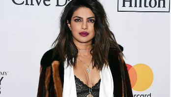 Priyanka turns writer with memoir on private journey