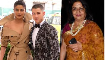 Priyanka's mother Madhu talks about meeting Nick Jonas