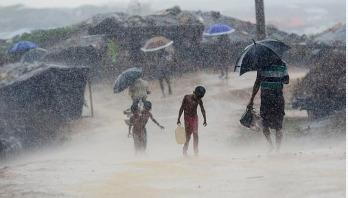 Rohingya women tied to trees and raped