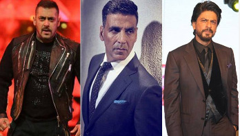 Salman, Akshay among World's 100 highest-paid celebs