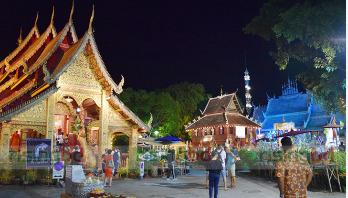 চিয়াং মাইয়ের রাতের বাজার