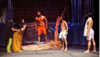ভারতে 'পদাতিক নাট্য মেলা'