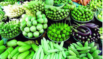 Prices of vegetables go up