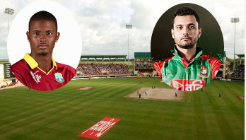 1st ODI: Bangladesh batting against West Indies