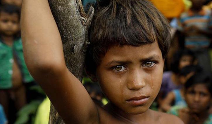 রোহিঙ্গা নির্যাতনে শিশু অধিকার কনভেশন লঙ্ঘন করেছে মিয়ানমার